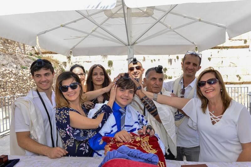 photo best bar mitzvah tours in israel