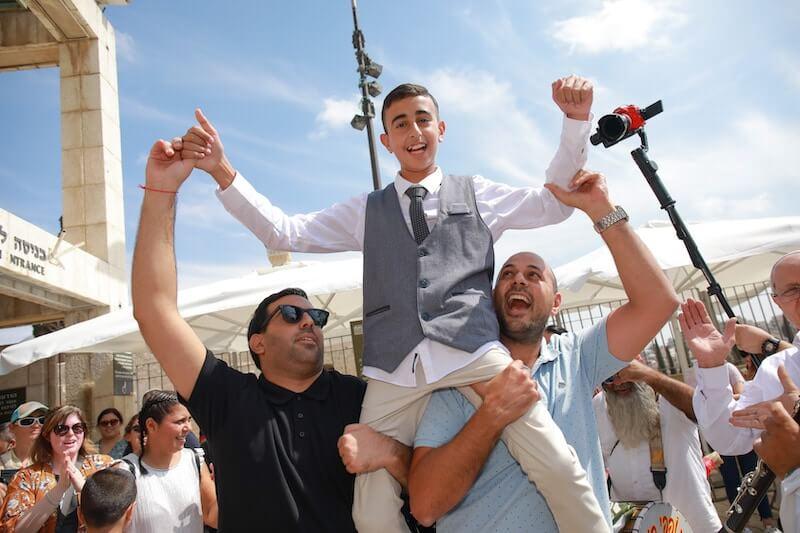 photo i'm jewish bar mitzvah