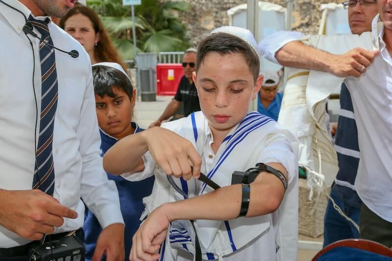 photo bar mitzvah jewish