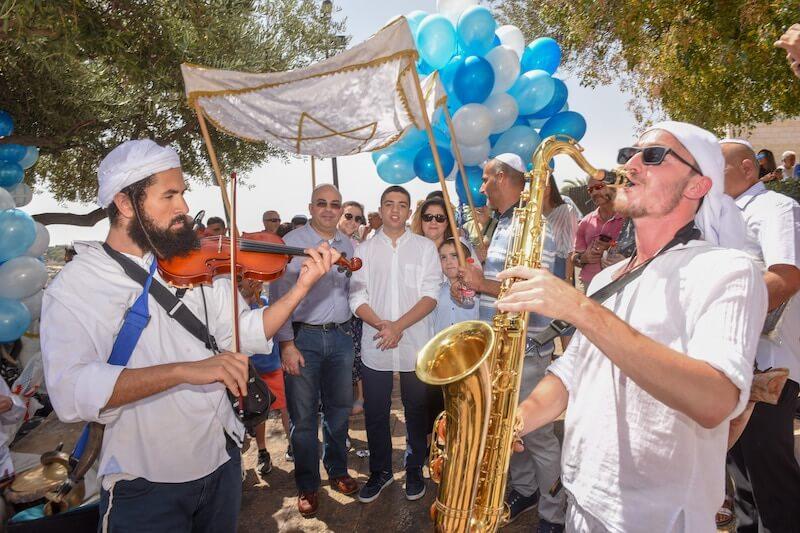 photo masorti bar mitzvah israel