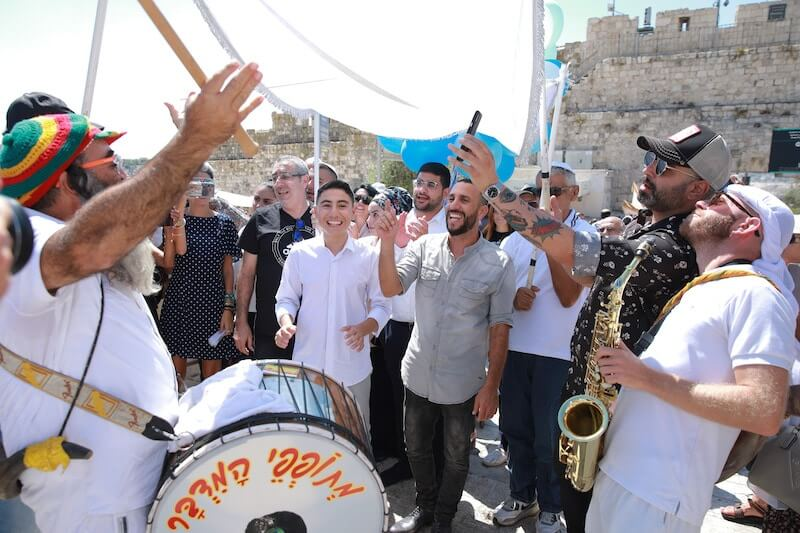 photo bene israel bar mitzvah