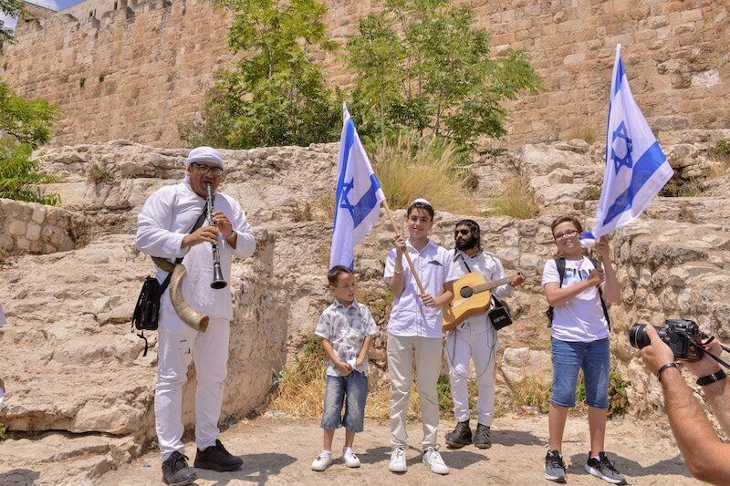 photo bar mitzvah package israel