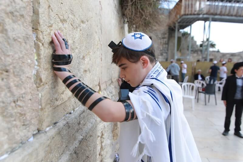 bar bat mitzvah trips israel