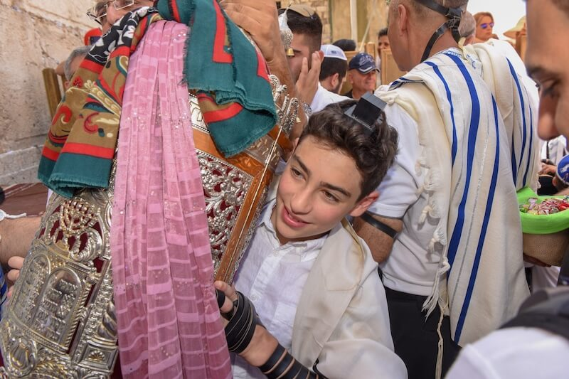 photo bar mitzvah blessings in hebrew