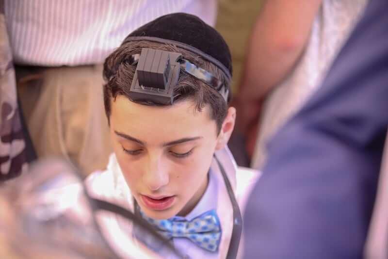 photo bar mitzvah jerusalem