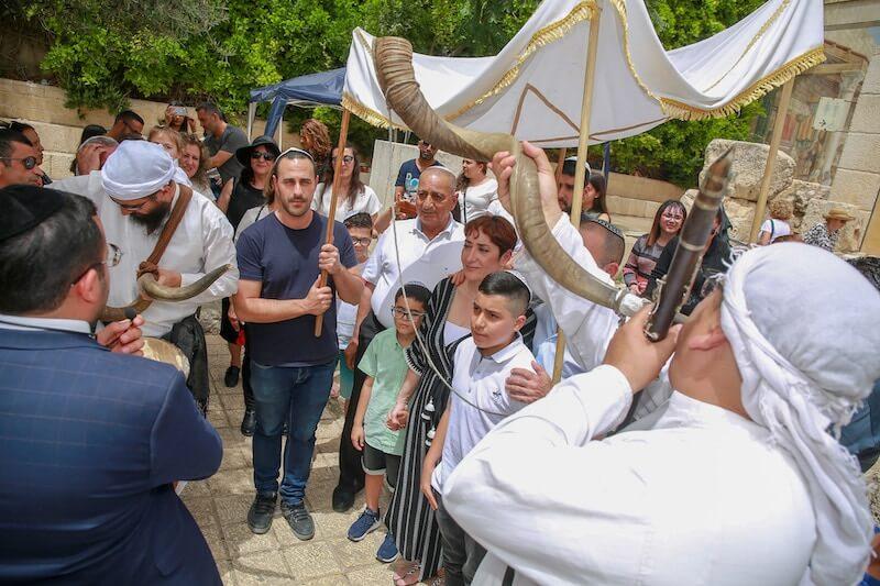bar mitzvah itinerary israel