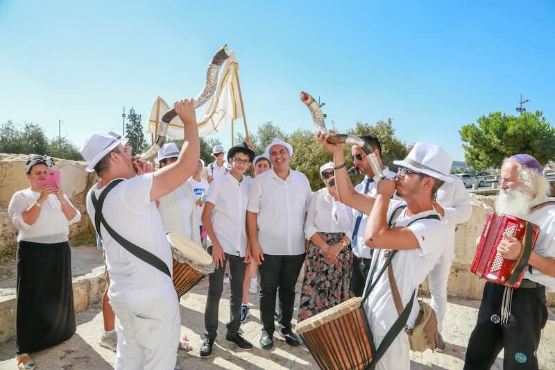 bar mitzvah israel