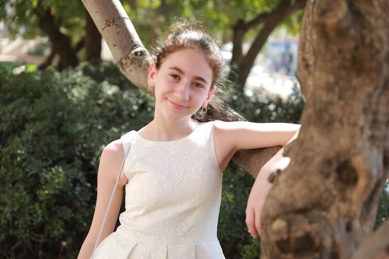 photo bat mitzvah