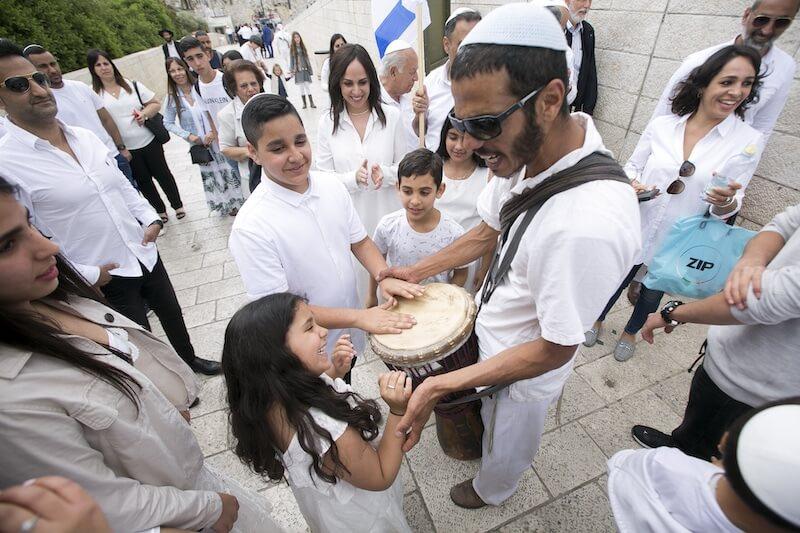 bar mitzvah ceremony in israel