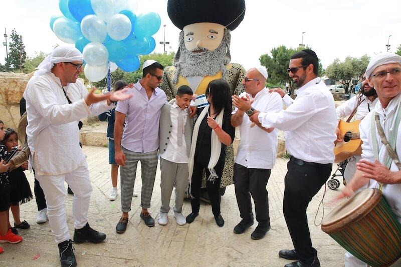 bar mitzvah masada israel