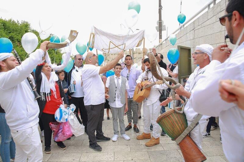 bar mitzvah israel reform